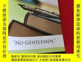 二手書博民逛書店No罕見Gentlemen (16開) 【詳見圖】Y5460 Burnham, Clara Louise Na