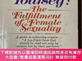 二手書博民逛書店【英文原版小說】For罕見Yourself:The Fulfillment of Female Sexuality