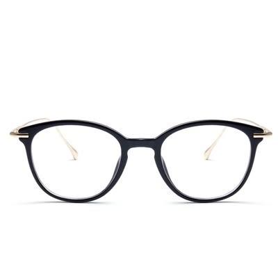 鏡框(全框)-韓版時尚氣質百搭男女平光眼鏡9色73oe21【巴黎精品】