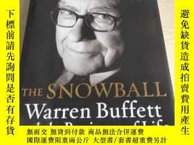 二手書博民逛書店沃倫·巴菲特罕見The Snowball: Warren Buf