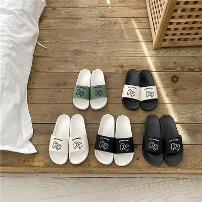 拖鞋可愛風卡通休閒居家室內防滑涼拖鞋【02S12470】