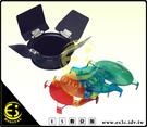 ES數位 GODOX 神牛 150W小霸王 250W小先鋒 9.8cm 口徑 標準罩 專用 BD-01 四葉 蜂巢罩 含四濾色片 組 BD01