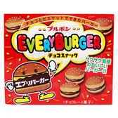 【麻吉熊】日本北日本 漢堡巧克力餅乾66g