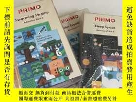 二手書博民逛書店PRIMO:Adventure罕見Pack 2 3 4 5 6