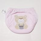 GMP BABY 舒適可愛熊超吸排純棉紗寶寶學習褲