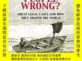 二手書博民逛書店Is罕見Eating People Wrong?Y256260 Allan Hutchinson Cambri