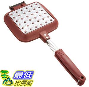 [107東京直購] 【杉山金屬】《可拆式》多用途烤三明治機 B00IBOMQ2C 瓦斯爐.電磁爐可使用