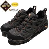 Merrell 戶外鞋 Moab 2 GTX 灰 黑 Gore-Tex 防水 透氣 越野 休閒鞋 運動鞋 男鞋【PUMP306】 ML06039