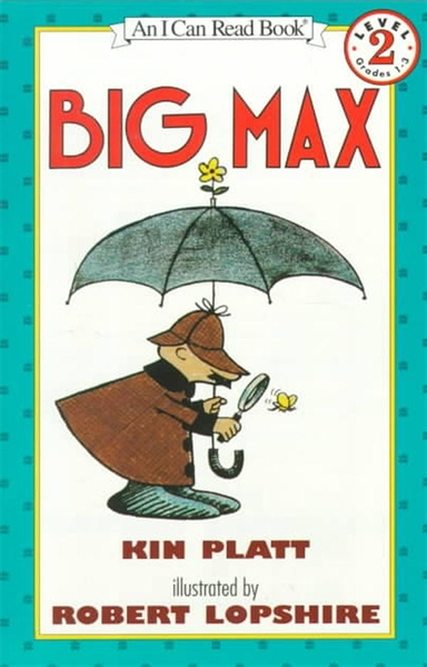 (二手書)An I Can Read Book Level 2: Big Max