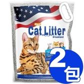 【寵物王國】【免運費】CARL卡爾-天然活性碳多功能貓砂7kg 系列 x2包 超值組合