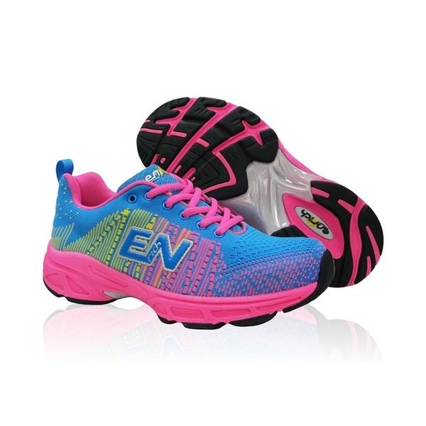 【健康走走鞋】 ENRICH英立奇飛織運動鞋 醫護師的選擇(女款AW58-12)