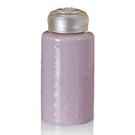 【收藏天地】乾唐軒活瓷系列*點水成金一手瓶 粉紅款 ∕按摩 舒緩 碧璽 電氣石 養生 健康