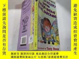 二手書博民逛書店horrid罕見henry and the mega-mean time machine:可怕的亨利和超級平均時間