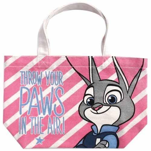 動物方程市 帆布手提包 朱蒂警官 迪士尼 Disney 該該貝比日本精品 ☆