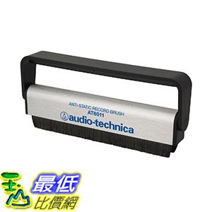 [美國直購] Audio-Technica AT6011 黑膠 唱片清潔刷 Anti-Static Record Brush