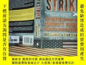二手書博民逛書店[英文原版]counter罕見strike12576 eric