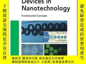 二手書博民逛書店Microfluidic罕見Devices in Nanotechnology: Fundamental Conc