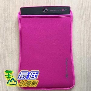 [105美國直購] Neoprene Sleeve 橡膠套 Case for the 2015 Boogie Board Jot 8.5 LCD eWriter (粉紅色)