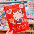 正版授權 三麗鷗 Hello Kitty KT 凱蒂貓 自填式週計畫本 手帳本 行事曆 記事本 COCOS JJ020