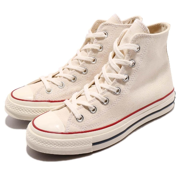 Converse Chuck Taylor All Star 70 1970 白 復古 米白仿舊 三星標 基本款 男鞋 女鞋【ACS】 162053C