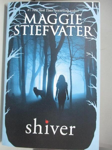 【書寶二手書T7/原文小說_AOW】Shiver_Stiefvater, Maggie