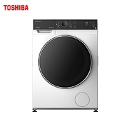 TOSHIBA 東芝 12kg變頻溫水洗脫烘滾筒洗衣機 TWD-BJ130M4G **含基本安裝+舊機回收**