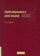 二手書博民逛書店 《Hydrodynamics and Sound》 R2Y ISBN:0521868629│Cambridge University Press