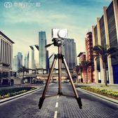 微單單反相機三角架釣魚燈架手機自拍直播視頻三腳架YYS 【創時代3c館】