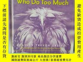 二手書博民逛書店the罕見book for people who do too