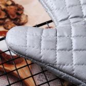 三能防燙手套 抗熱烤箱微波爐手套加厚耐熱烘焙廚房 耐用手柄套 時尚教主