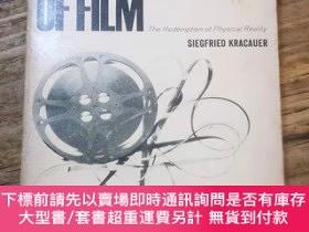 二手書博民逛書店Theory罕見Of FilmY2233 Siegfried Kracauer Oxford Universi