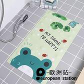 防滑墊/浴室防滑地墊 卡通動漫吸盤地墊【歐洲站】