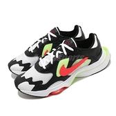 Nike 休閒鞋 Air Zoom Division 黑 白 紅 男鞋 復古慢跑鞋 氣墊 運動鞋 【ACS】 CK2946-001