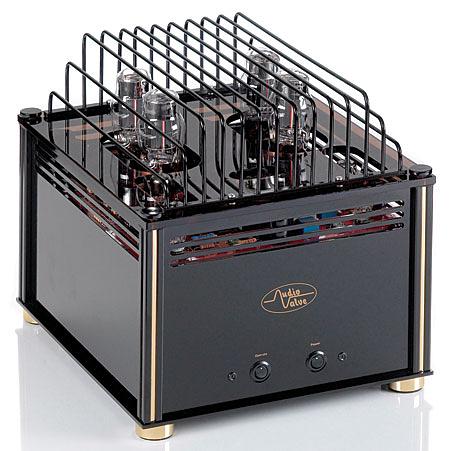 新竹 竹北音響店推薦《名展音響》旗艦款 德國Audio Valve Baldur 70真空管單聲道後級擴大機
