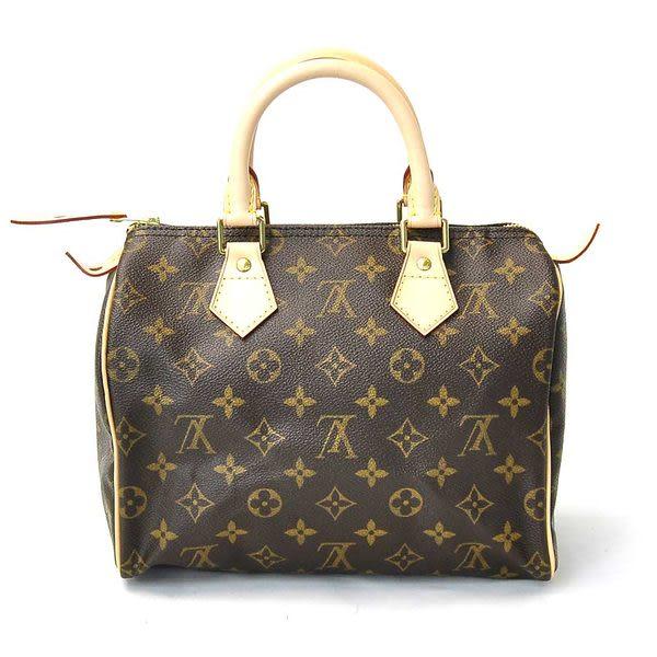 Louis Vuitton LV M41109 M41528 Speedy 25 經典花紋手提包 全新 預購【茱麗葉精品】