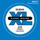 [唐尼樂器] Daddario XLB045 (.045) Bass 電貝斯 零弦 單弦
