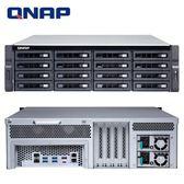 QNAP 威聯通 TS-1677XU-RP-2600-8G 16Bay NAS 網路儲存伺服器