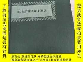二手書博民逛書店The罕見Pastures of Heaven【天堂牧場】斯坦貝