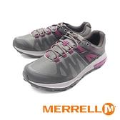 MERRELL(女) ZION FST WATERPROOF 郊山健行鞋 -橄綠紫(另有灰藍)