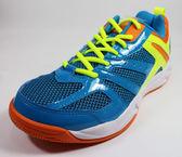 LI-NING 李寧  專業羽球鞋 - LNAYTL001-1 木精藍/螢光亮綠  [陽光樂活=]