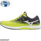 Mizuno Wave Sonic 2 [U1GD193627] 男鞋 運動 慢跑 路跑 馬拉松 吸震  美津濃 黃黑