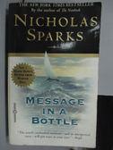 【書寶二手書T2/原文小說_JAZ】Message in a Bottle_Nicholas Sparks