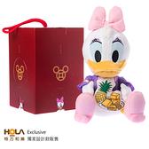 HOLA 迪士尼系列 台灣年味玩偶禮盒 黛西 Daisy Walt Disney