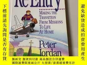 二手書博民逛書店Re.Entry,罕見MAKING THE TRANSITION FROM MISSIONS TO LIFE AT