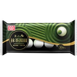 桂冠湯圓抹茶風味200g