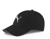 PUMA-VISOR黑色棒球帽-NO.02282401
