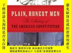 二手書博民逛書店Plain,罕見Honest MenY256260 Richard Beeman Random House