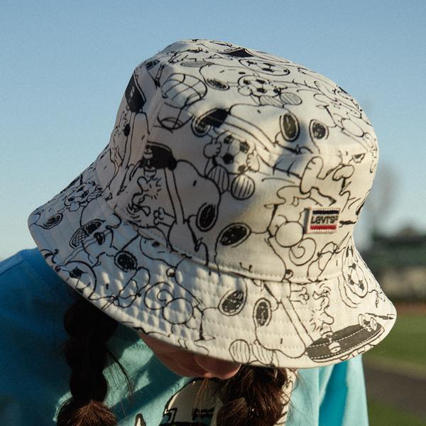 男女同款 雙面用漁夫帽