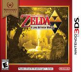 3DS 任天堂精選:薩爾達傳說:眾神的三角神力 2(美版代購)