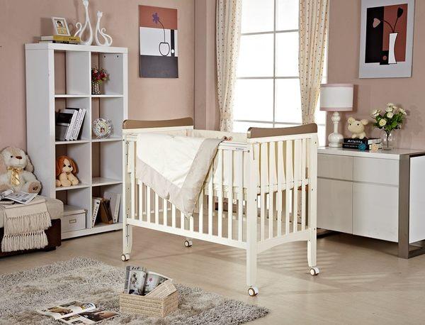 童心 葛瑞斯三合一 嬰兒床 A0016